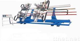 De Machine van het Lassen van vier Punt