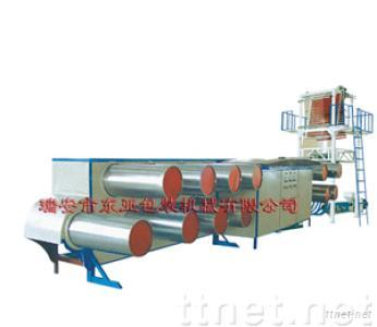 slitting film making machine,wrapping film extrusion machine,film blowing machine