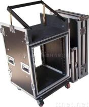 12u Flight Case , Anti-shock Case With Audio Mixer
