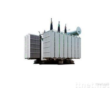 110KV Oil Immersed Power Transformer