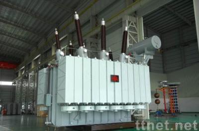 220KV Oil immersed power transformer