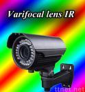 CCTV  Varifocal lens IR Waterproof  Security Camera