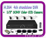 CCTV CCD Camera Surveillance Kit