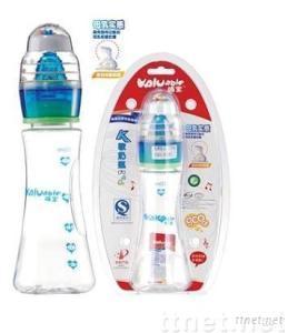 baby feeding bottle/baby music feeding bottle/BPA free feeding bottle