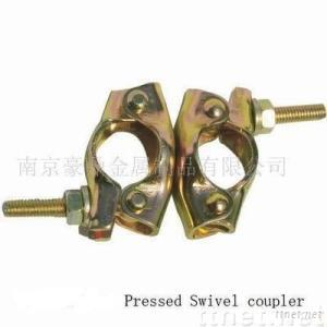 pressed scaffolding clamp