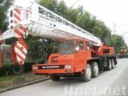 販売法の50tによって使用されるtadanoのトラッククレーン