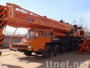 販売法160Tによって使用されるTADANOのトラッククレーン