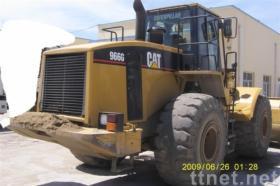 使用された幼虫の車輪の積込み機CAT 966G