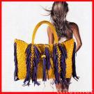 sacchetto di cuoio della signora/sacchetto di cuoio delle signore