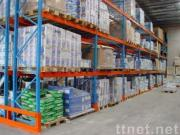 Storage Shelves and Selective Warehouse Pallet Racking