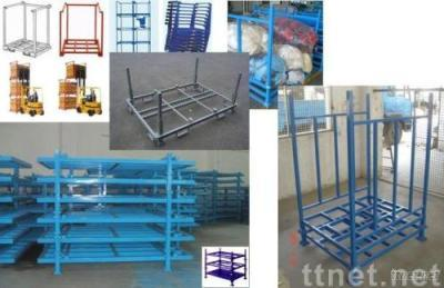Stacking Stillages and Stackable Stack Rack