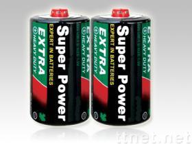 Zink-Art trockene Batterie des Carbon-1.5V