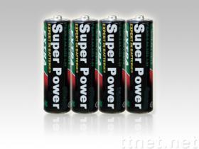 AA-Größen-trockene Batterie