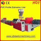 PVC Profile Production/Extrusion Line
