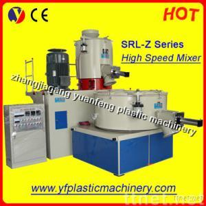 High Speed Plastic Powder Mixer/Mixing Machine Unit