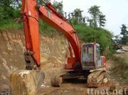 日立使用された掘削機EX200-2 (秒針の掘削機)