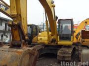 小松の使用された掘削機PC200-7 (秒針の掘削機)