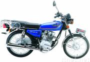 CM125-FA MOTORCYCLE