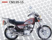 CM125-15 motorcycle