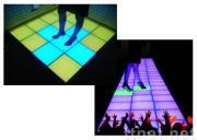 Inductive led dance floor light