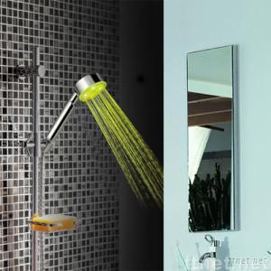 Temperature Sensitive LED Shower Head