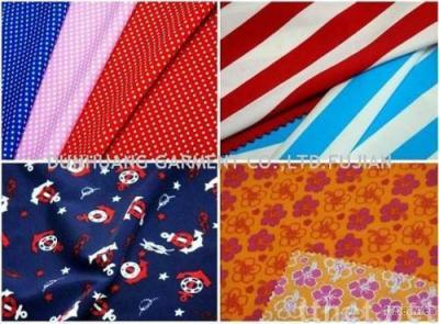 Nylon Matt Printed Fabric