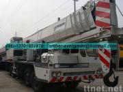 使用されたTADANOのトラッククレーン55T
