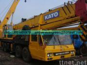 使用されたKATOのトラッククレーン50T