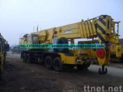 使用されたTADANOのトラッククレーン120T