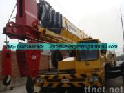 使用されたTADANOのトラッククレーン65T
