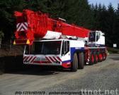 使用されたDEMAGのトラッククレーン300T