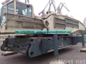 使用されたDEMAGのクローラークレーン275T