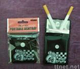 portable ashtray bag
