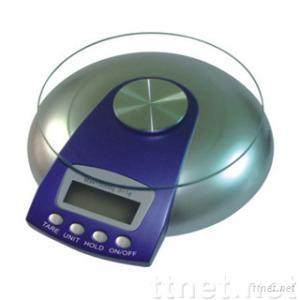 kitchen scale, electronic scale, digital scale