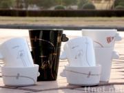 Ceramic Cup , Porcelain Mug