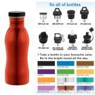 Stainless Steel Sports Bottle , Drinking Bottle