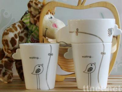 Ceramic Cup , Love Mug Set
