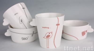 Ceramic Coffee Cup , Couple Mug