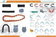 plastic shankk, heel&counter