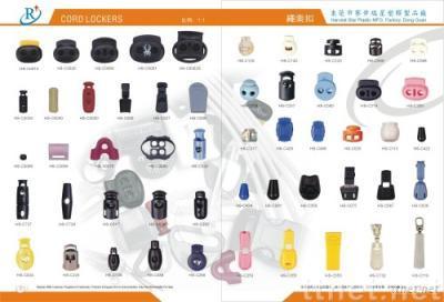 cord lockers/plastic buckles