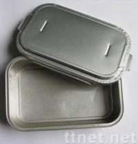 aluminium foil food container(in-flight food container, airline items)