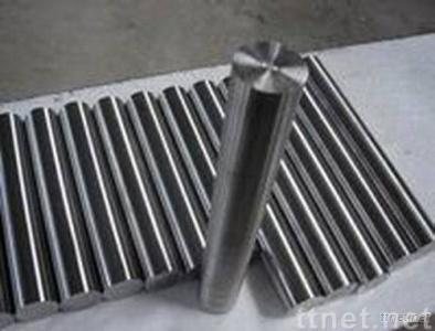 Titanium bar