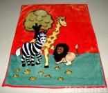 Acrylic Baby Blanket