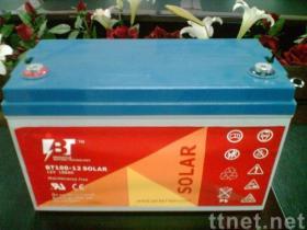 Nachladbare Batterie