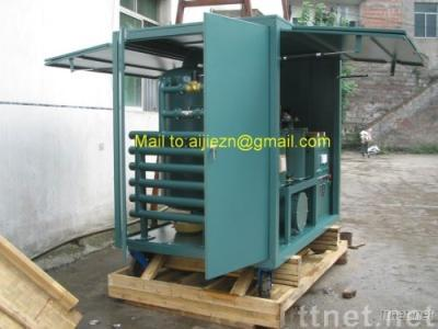 High Vacuum Transformer Oil Filtration