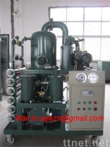 High Vacuum Two Stage Transformer Oil Filtration System