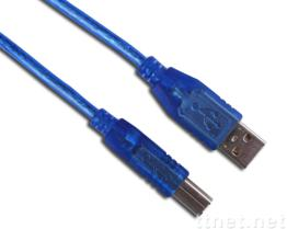 USB A TYPE MALE-USB B TYPE MALE