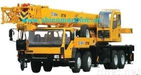 トラッククレーンXCMG QY50K