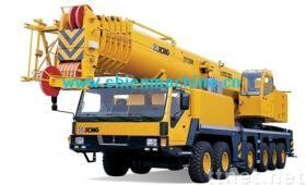 トラッククレーンXCMG QY130k