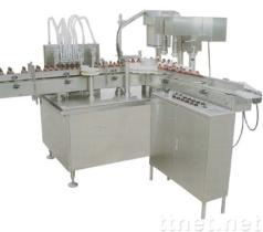 YGZ High-speed Double-track Filling and Sealing Machine